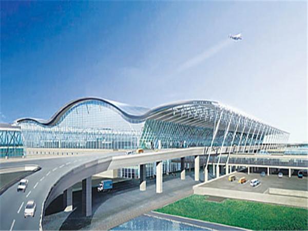 浦东际机场
