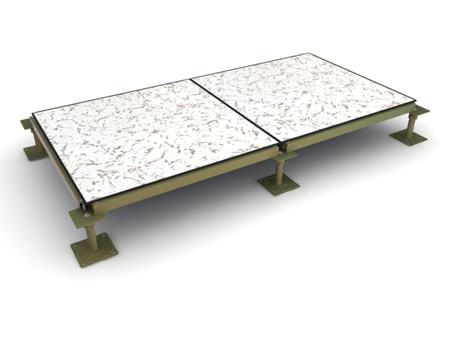 解析陶瓷防静电地板施工工艺流程